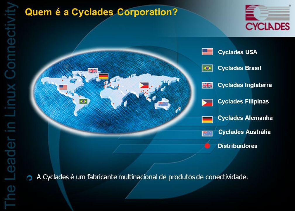Quem é a Cyclades Corporation