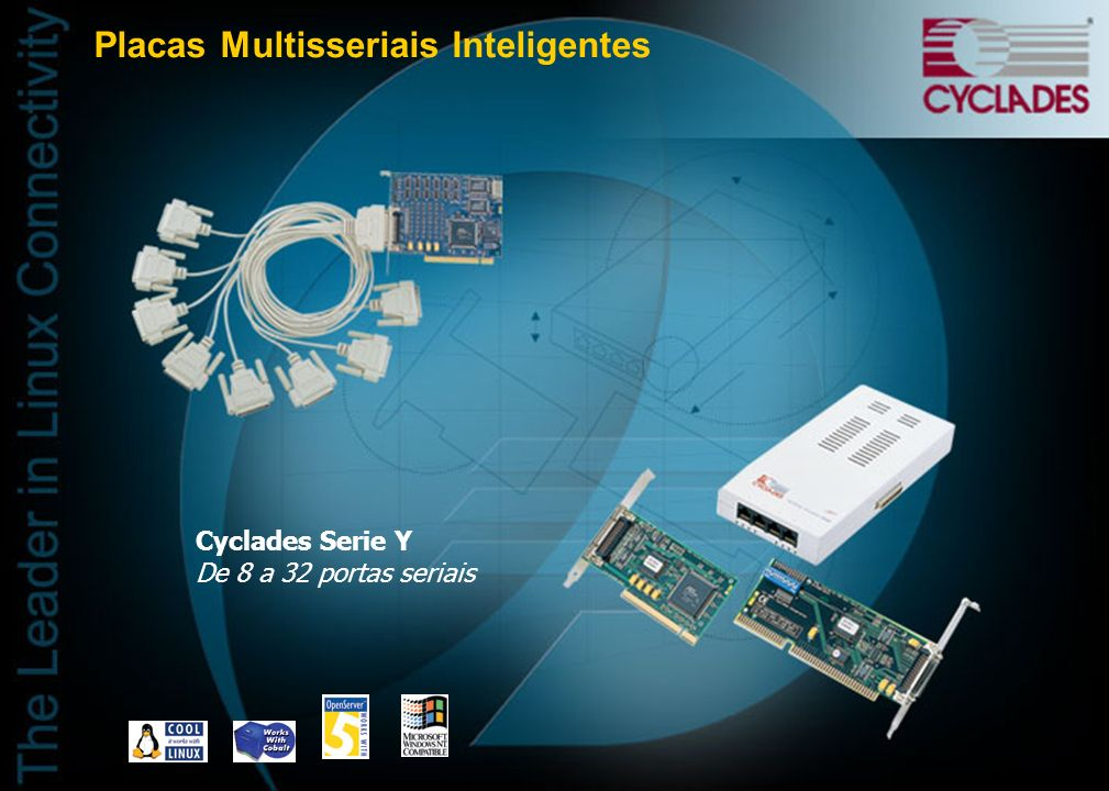 Placas Multisseriais Inteligentes