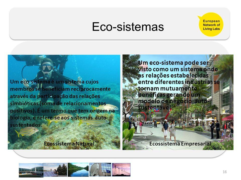 Eco-sistemas