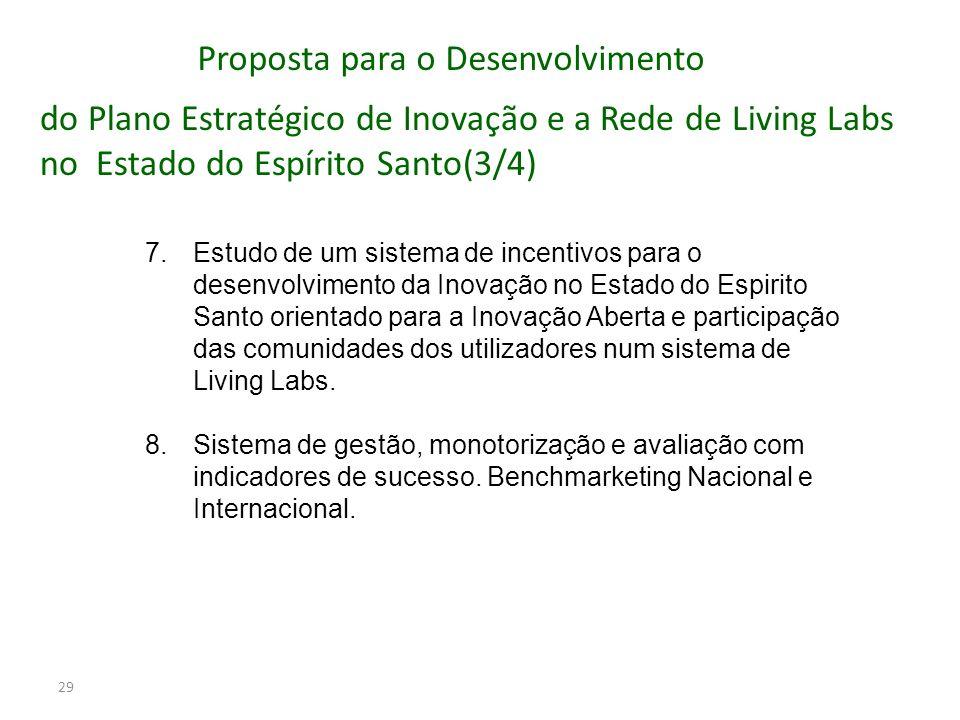 Proposta para o Desenvolvimento