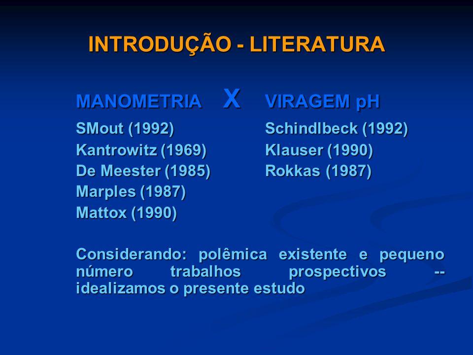 INTRODUÇÃO - LITERATURA
