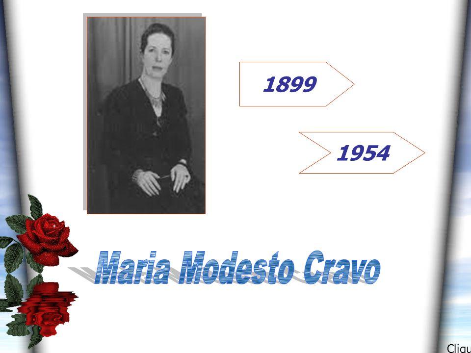 1899 1954 Maria Modesto Cravo Clique