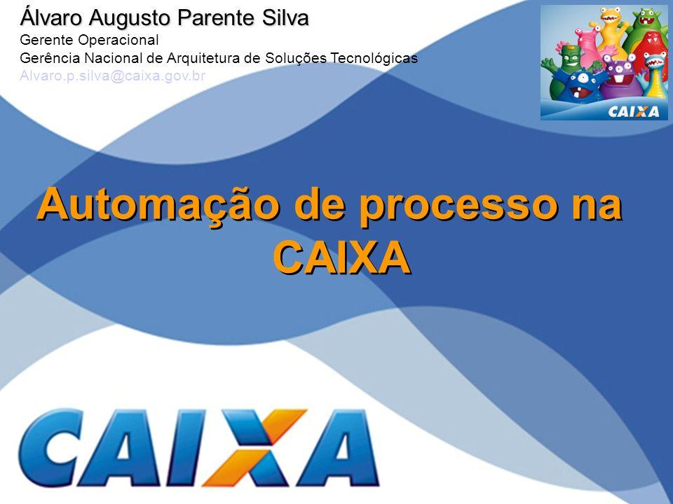 Automação de processo na CAIXA
