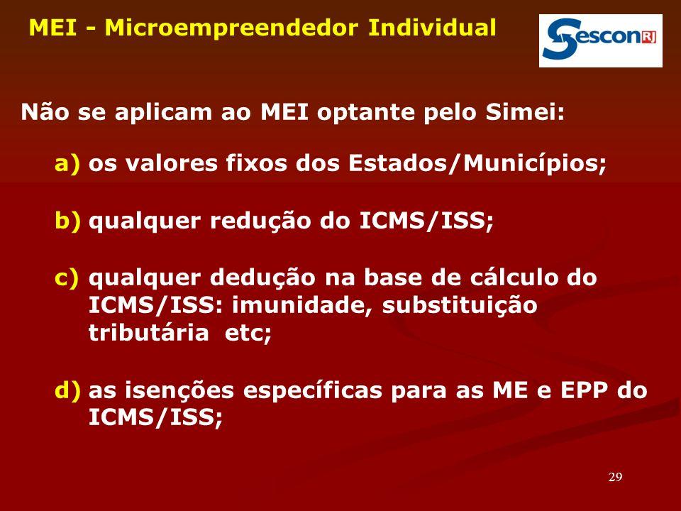 MEI - Microempreendedor Individual