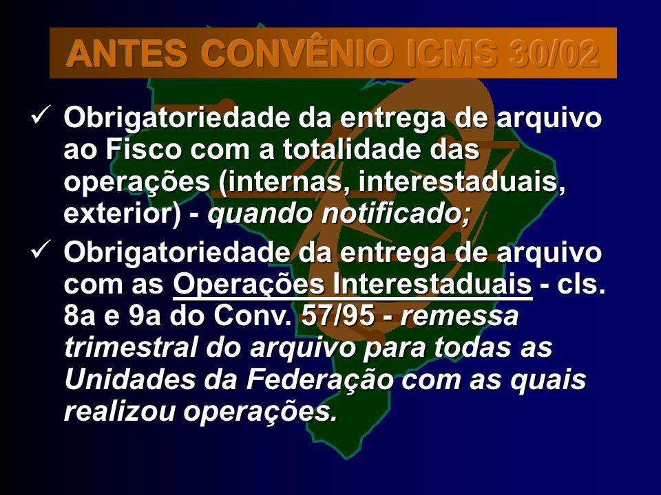 ANTES CONVÊNIO ICMS 30/02