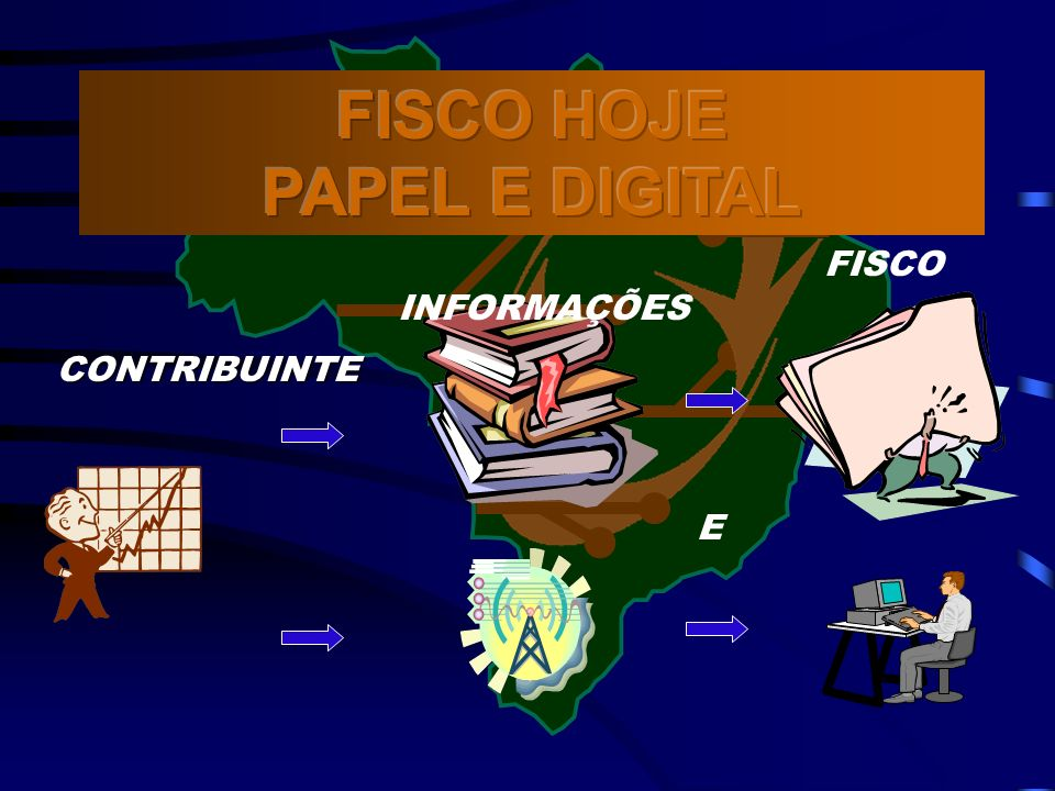 FISCO HOJE PAPEL E DIGITAL