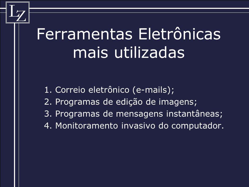 Ferramentas Eletrônicas mais utilizadas