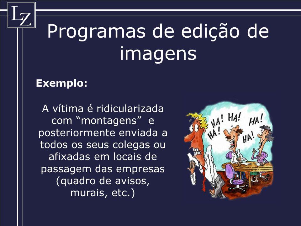Programas de edição de imagens