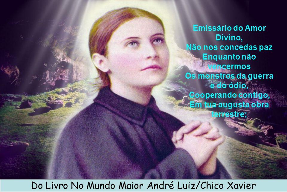 Do Livro No Mundo Maior André Luiz/Chico Xavier