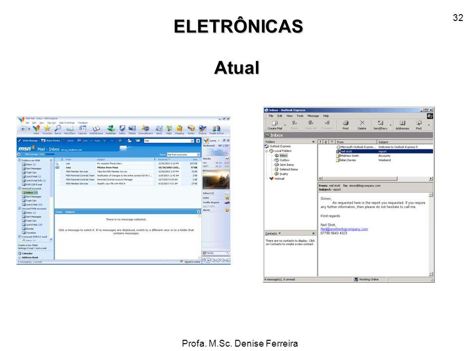 ELETRÔNICAS Atual 32