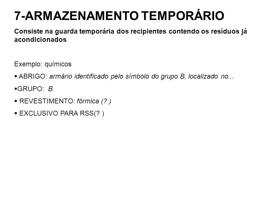7-ARMAZENAMENTO TEMPORÁRIO