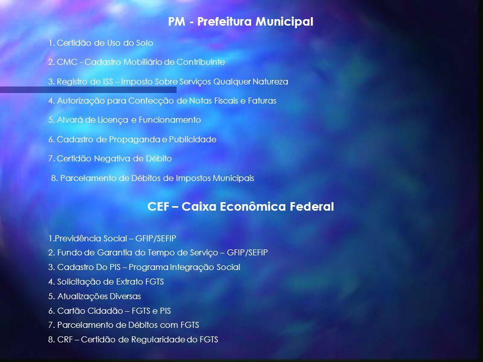 PM - Prefeitura Municipal