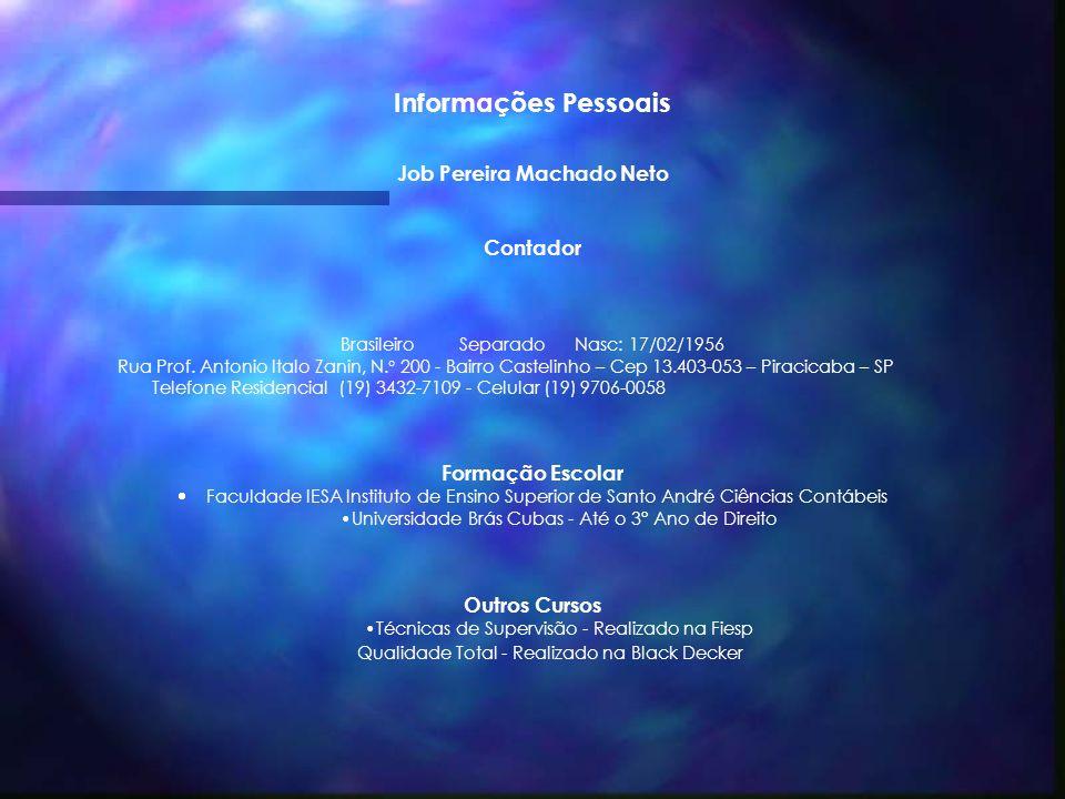 Job Pereira Machado Neto