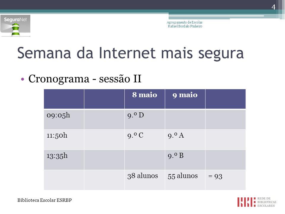 Semana da Internet mais segura