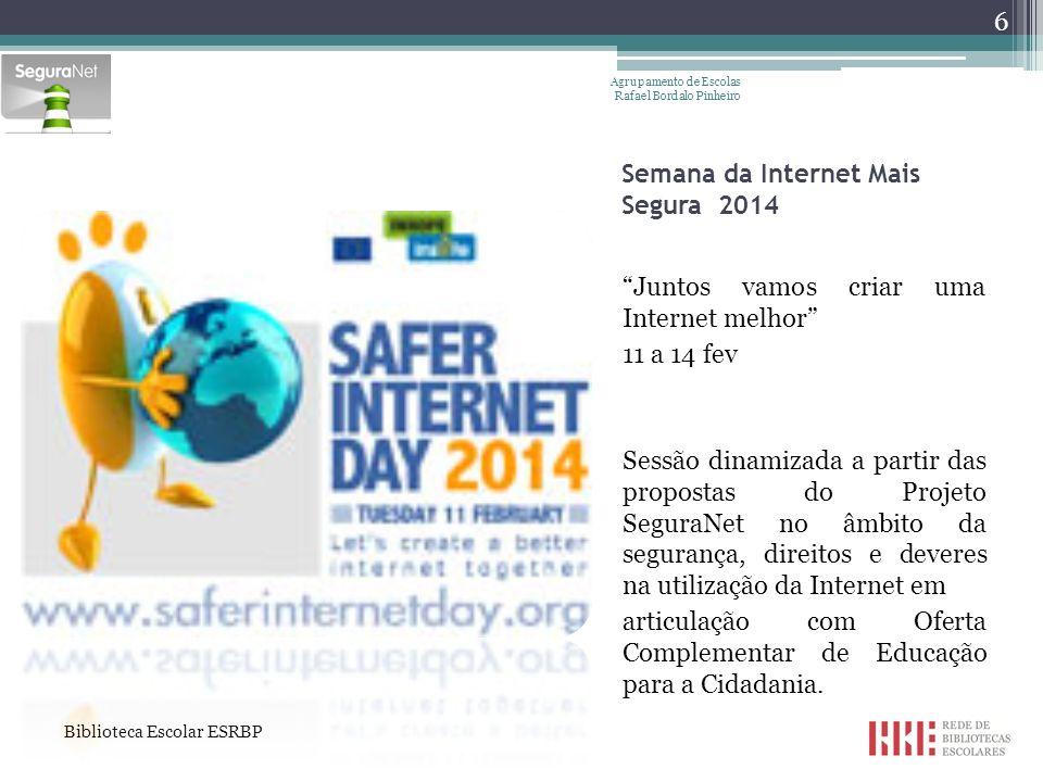 Semana da Internet Mais Segura 2014