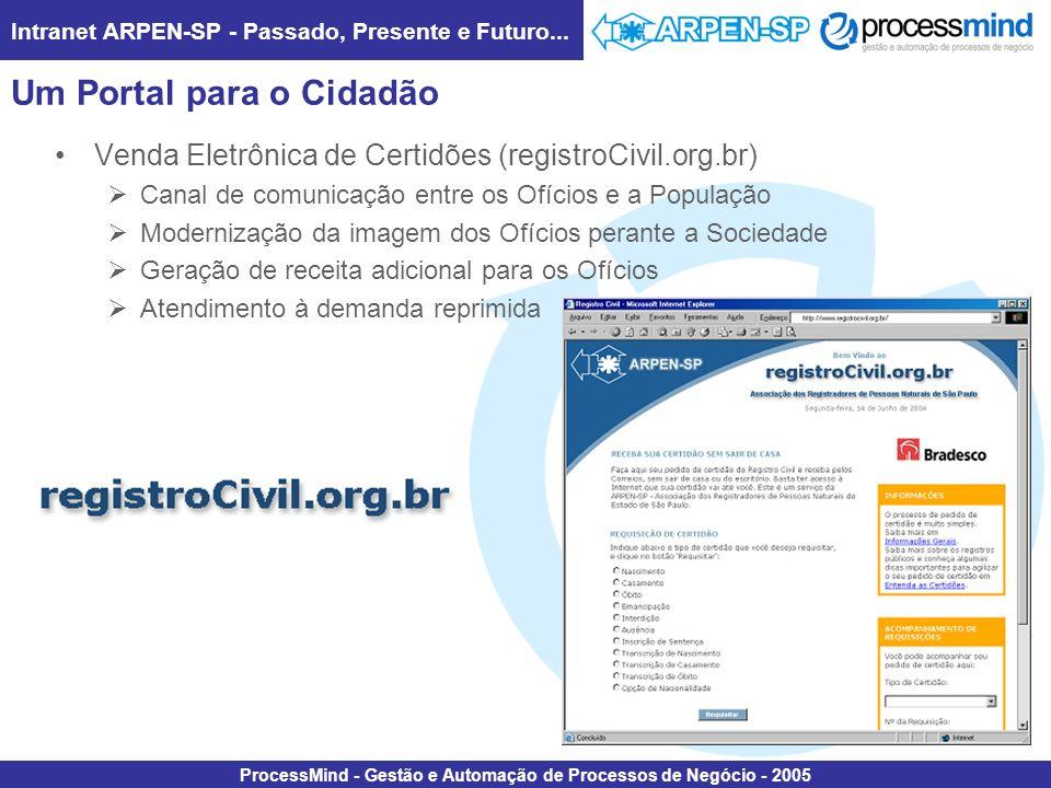 Um Portal para o Cidadão