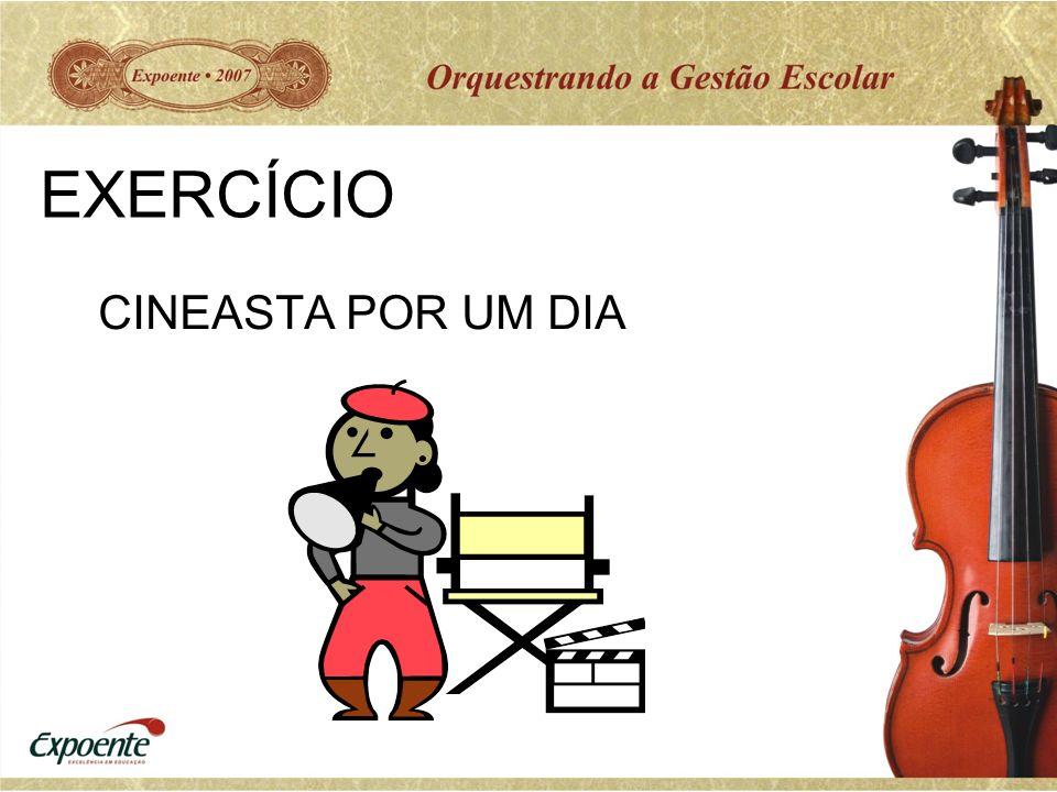 EXERCÍCIO CINEASTA POR UM DIA