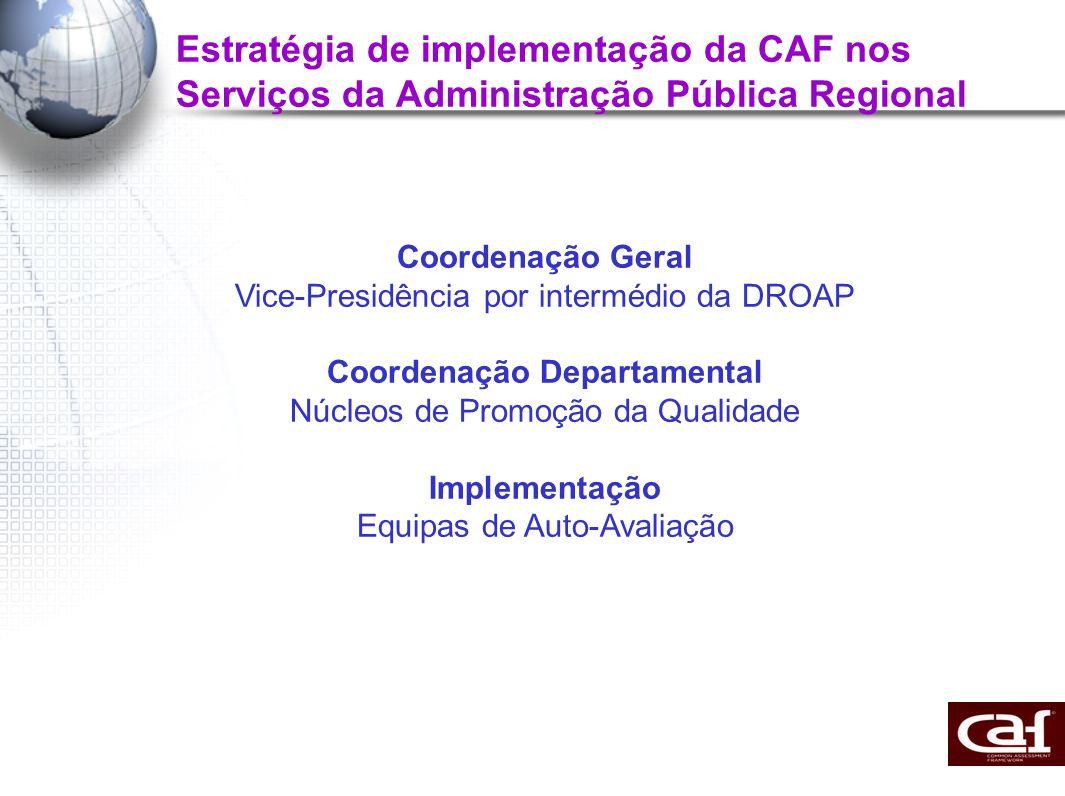 Coordenação Departamental