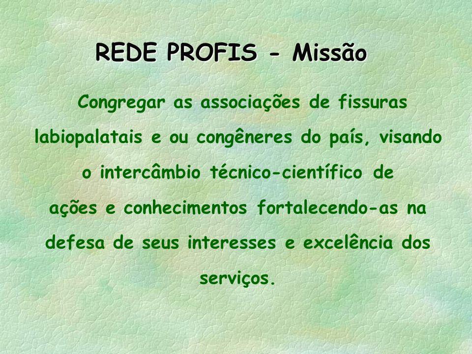 REDE PROFIS - Missão