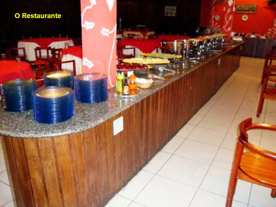 O Restaurante