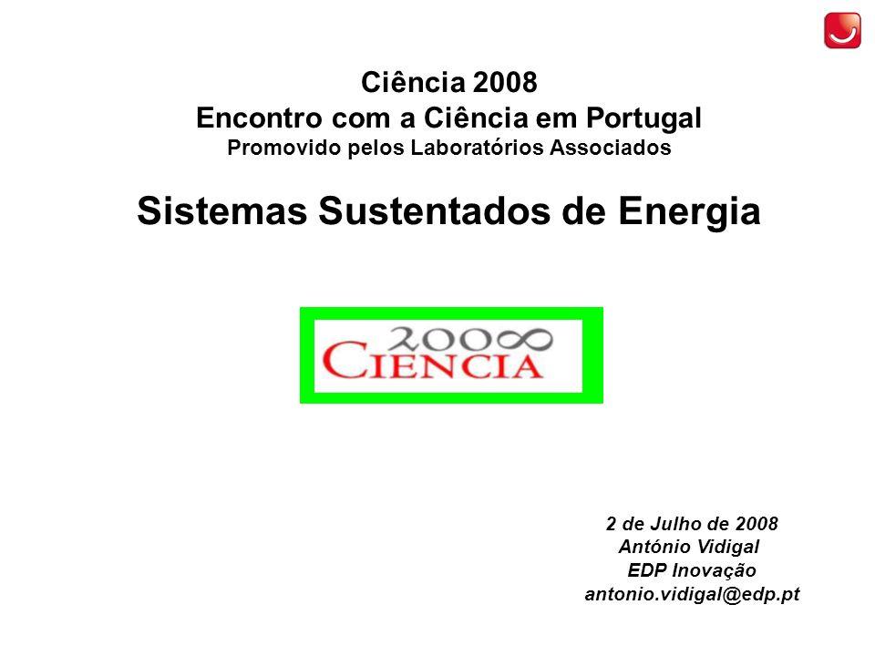 Sistemas Sustentados de Energia