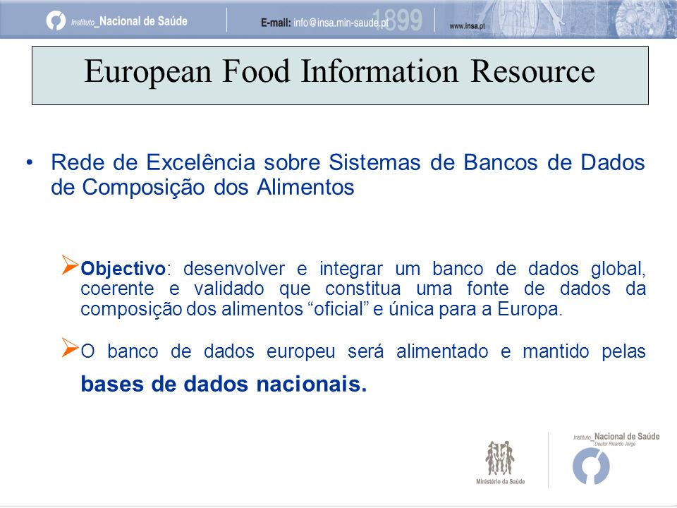 European Food Information Resource