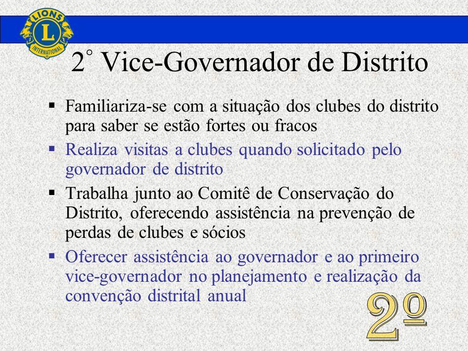 2° Vice-Governador de Distrito