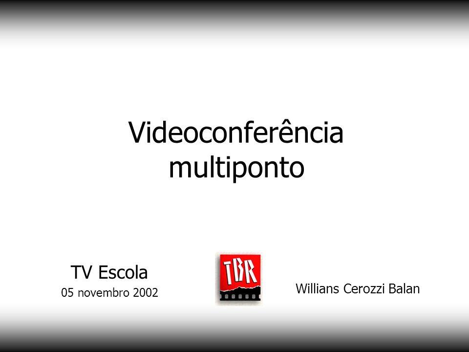 Videoconferência multiponto