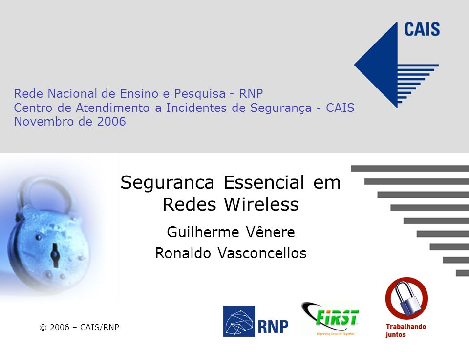 Seguranca Essencial em Redes Wireless