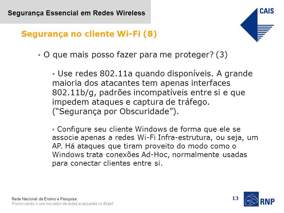 Segurança no cliente Wi-Fi (8)