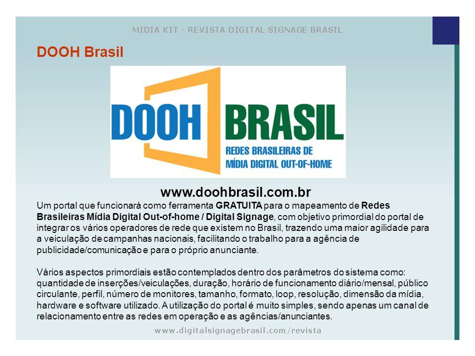 DOOH Brasil www.doohbrasil.com.br