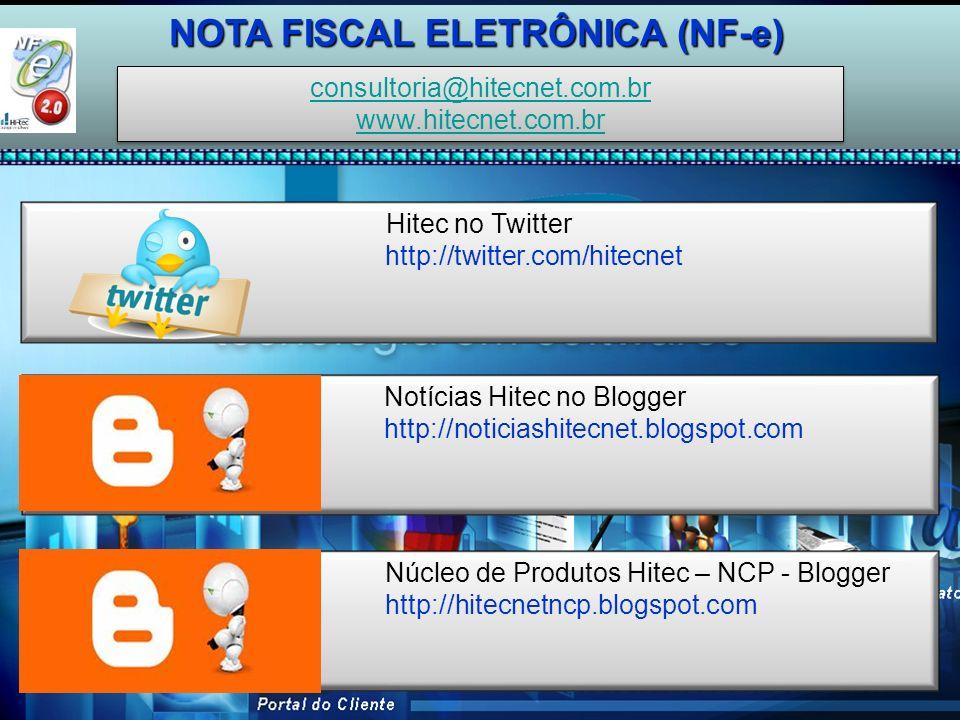 NOTA FISCAL ELETRÔNICA (NF-e)