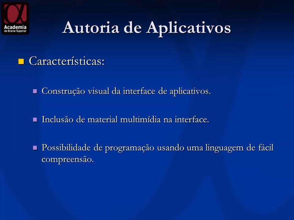 Autoria de Aplicativos
