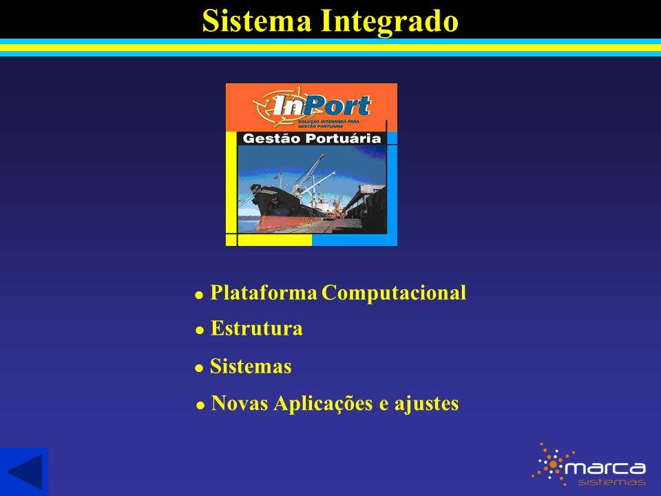 Sistema Integrado Plataforma Computacional Estrutura Sistemas