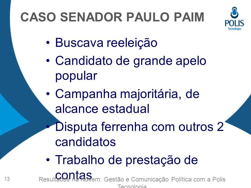 CASO SENADOR PAULO PAIM