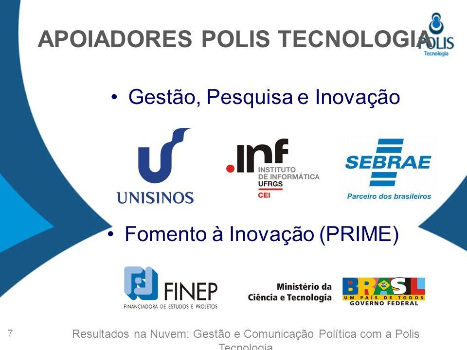 APOIADORES POLIS TECNOLOGIA