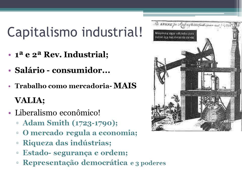 Capitalismo industrial!