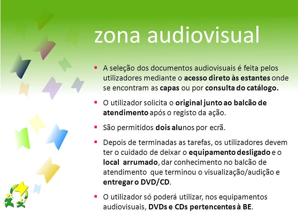 zona audiovisual