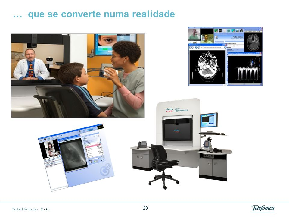 Soluções e dispoitivos adaptados a diferentes patologias
