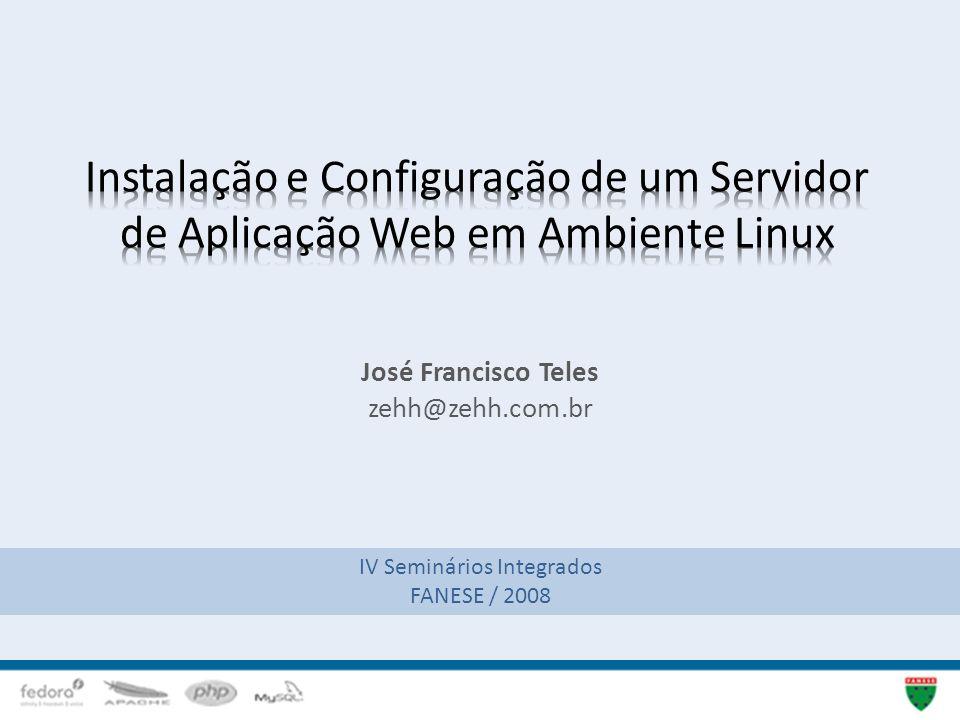 José Francisco Teles zehh@zehh.com.br