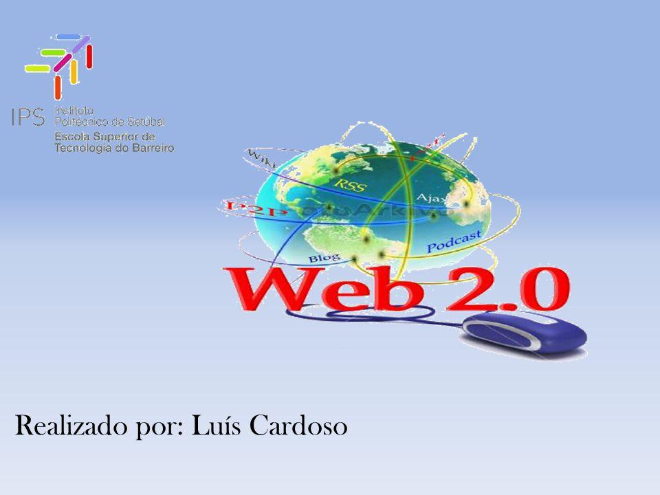 Realizado por: Luís Cardoso