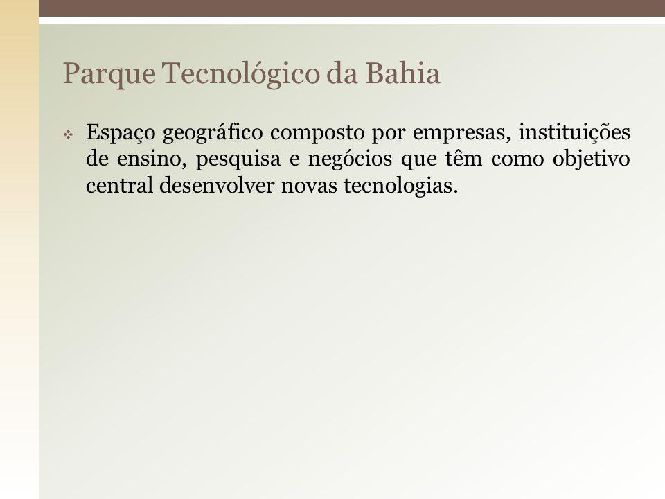 Parque Tecnológico da Bahia