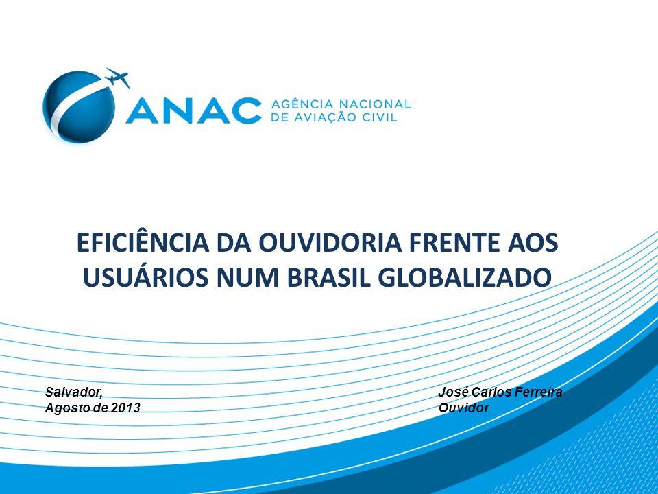 EFICIÊNCIA DA OUVIDORIA FRENTE AOS USUÁRIOS NUM BRASIL GLOBALIZADO