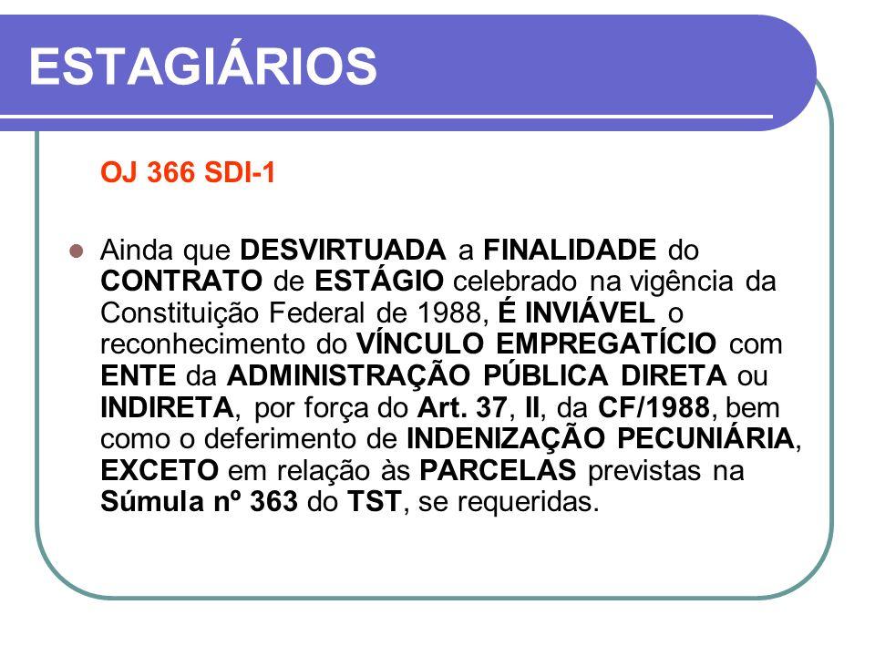 ESTAGIÁRIOS OJ 366 SDI-1.