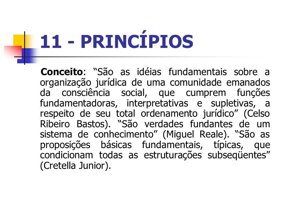 11 - PRINCÍPIOS