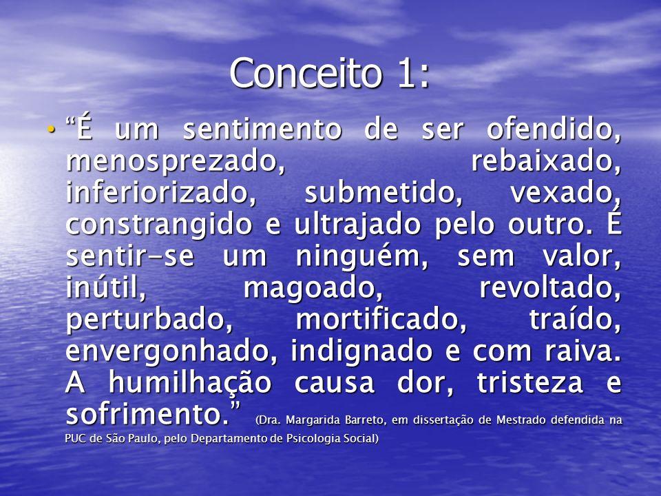 Conceito 1: