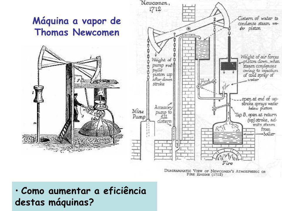 Máquina a vapor de Thomas Newcomen