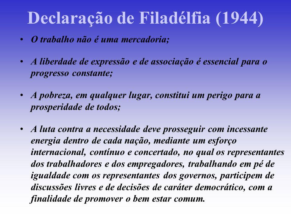 Declaração de Filadélfia (1944)