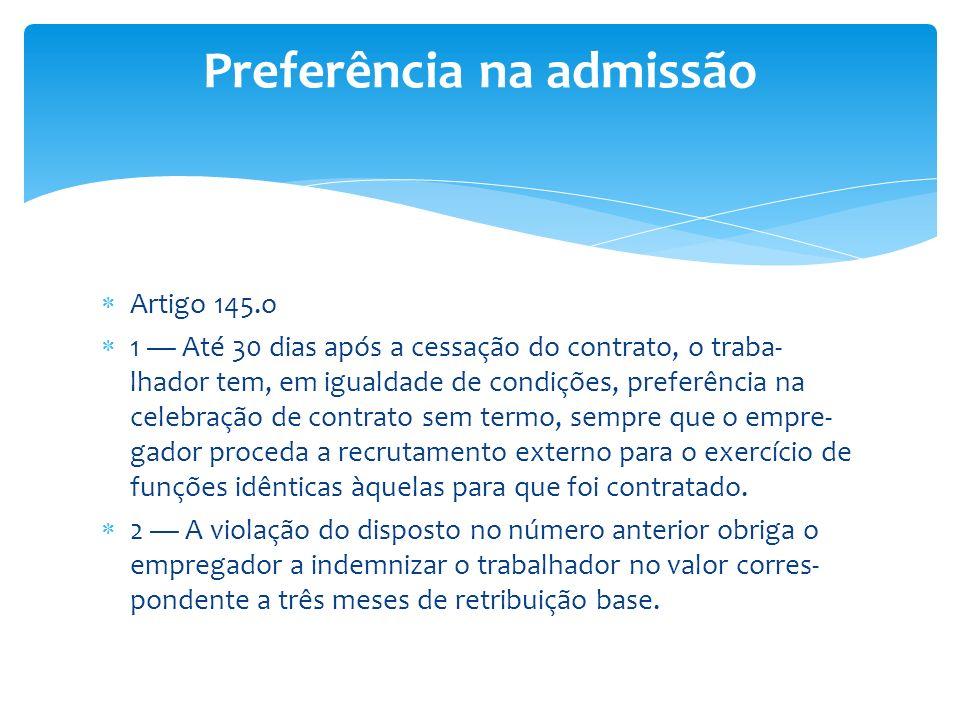Preferência na admissão