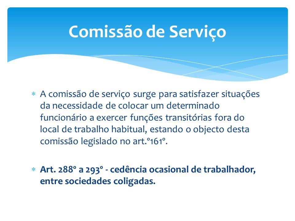 Comissão de Serviço
